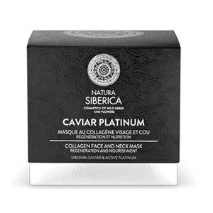 Natura Siberica Caviar Platinum Collagen face and neck mask 50 ml
