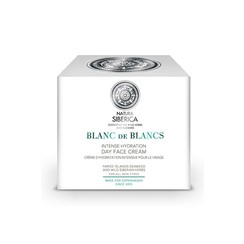 Intense hydration day face cream, Blanc de blancs, 50ml