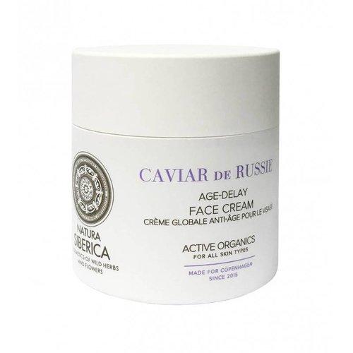 Natura Siberica  Age-delay face cream, Caviar de Russie, 50ml