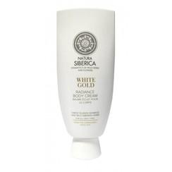 Radiance body cream, White gold, 200ml