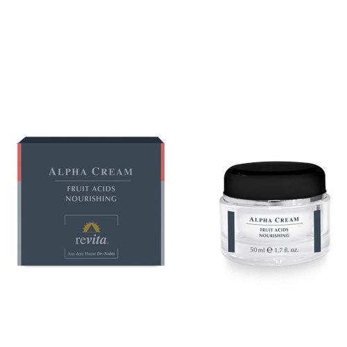 Dr. Nobis Revita Alpha Cream 50 ml (met fruitzuren)