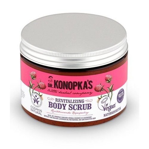 Dr. Konopka's Body Scrub Revitalizing, 500 ml