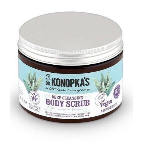 Dr. Konopka's Body Scrub Deep Cleansing, 500 ml