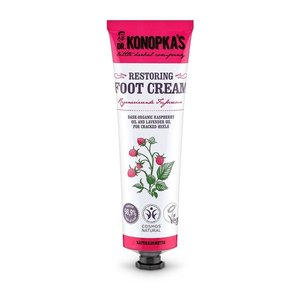 Dr. Konopka's Foot Cream Restoring, 75 ml