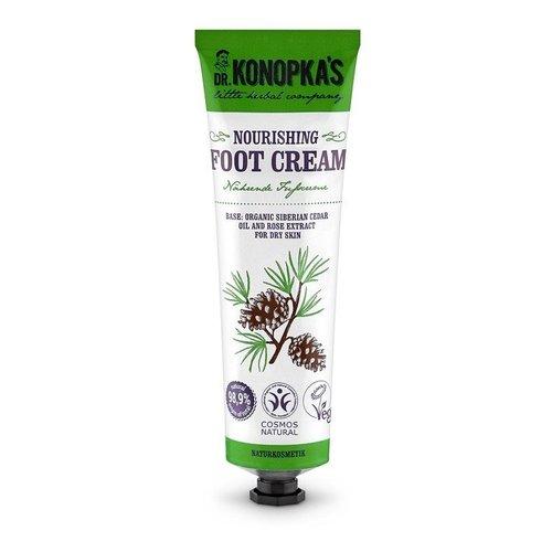 Dr. Konopka's Foot Cream Nourishing, 75 ml