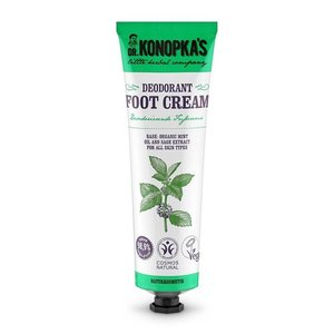 Dr. Konopka's Foot Cream Deodorant, 75 ml