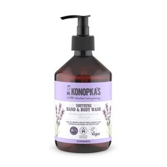 Hand&Body Wash Soothing, 500 ml