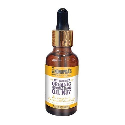 Dr. Konopka's Herbal Hair Oil N37, 30 ml