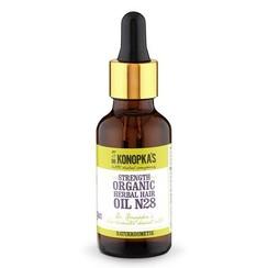 Herbal Hair Oil N28, 30 ml