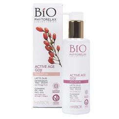 Bio Active Age Goji Cleansing Oil-Milk