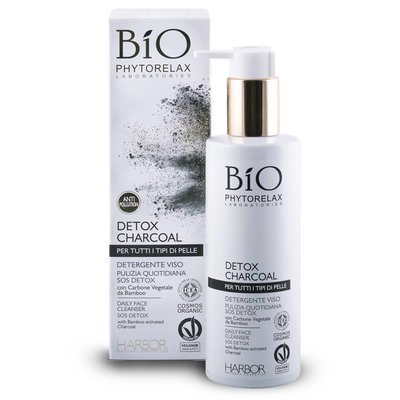 Phytorelax Bio Sos Detox Daily Face Cleanser