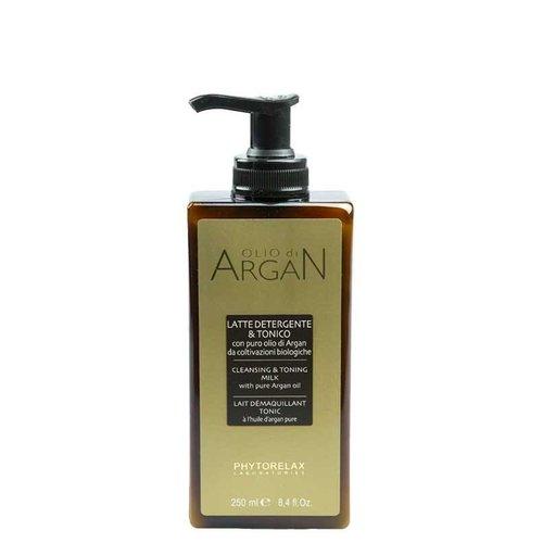 Phytorelax  Argan Oil Cleansing & Tonic Milk