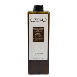 Phytorelax Cocoa Butter Foaming Bath Cream