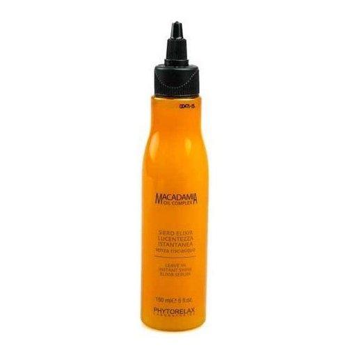 Phytorelax Macadamia Instant Shine Elixir Serum