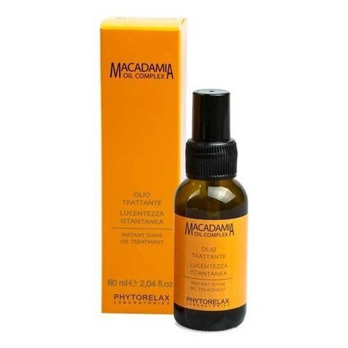 Phytorelax Macadamia Instant Shine Oil Treatment