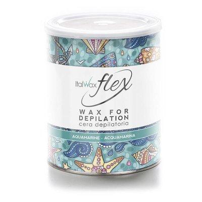 ItalWax Flex Wax Aquamarine