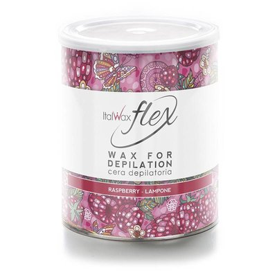 ItalWax Flex Wax Raspberry