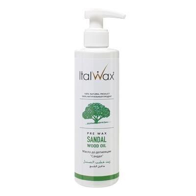 ItalWax Pre Wax Sandal Wood Oil 250ml