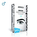 Andmetics Eye Brow Wax Strips Men