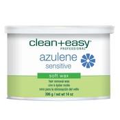 Clean & Easy Azulene Sensitive Soft Wax, 396g