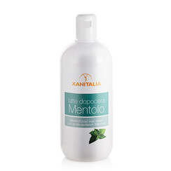 Afterwax lotion Menthol 500ml