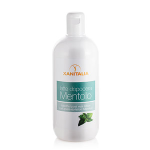 Xanitalia Afterwax lotion Menthol 500ml