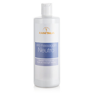 Xanitalia Massageolie Neutral 500ml