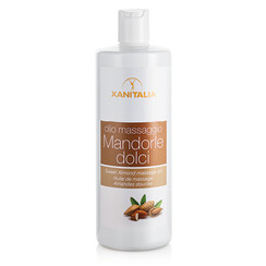 Massageolie zoete amandel 500ml