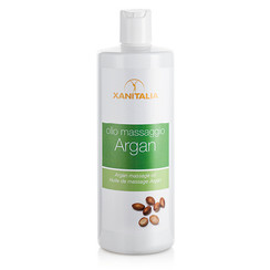 Massageolie Argan 500ml