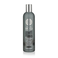 Shampoo Volume And Nourishment For All Hair Types, 400ml.