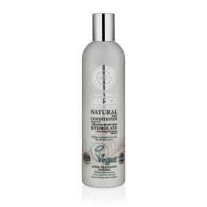 Natura Siberica Conditioner Volume And Nourishment For All Hair Types, 400ml
