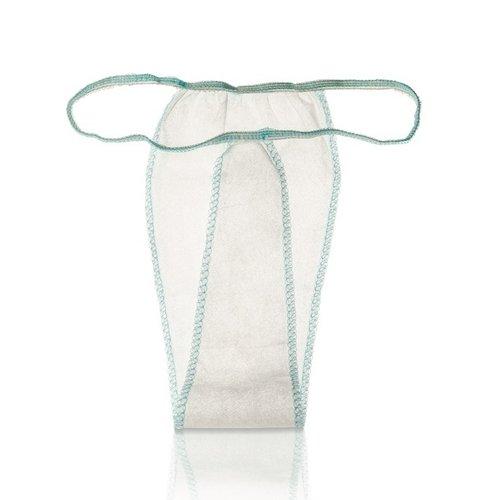 Xanitalia Witte wegwerp strings | non woven | 100 stuks
