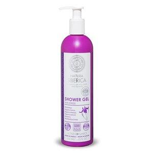 Natura Siberica Shower Gel Firming Skin Anti - Stress 400 ml