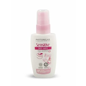 Phytorelax Deodorant spray met centifolia roos, 75ml