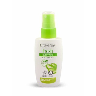 Phytorelax Deodorant spray met 20% aloe vera, 75ml
