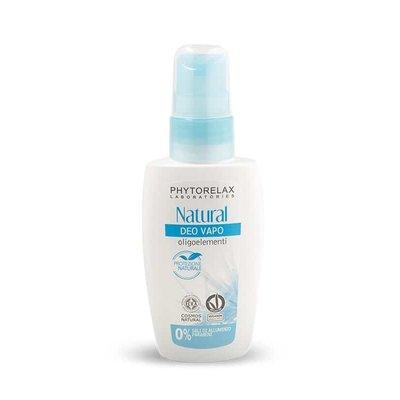 Phytorelax Deodorant spray met oligo elementen, 75ml