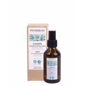 Phytorelax Multifunctionele hydraterende droge olie