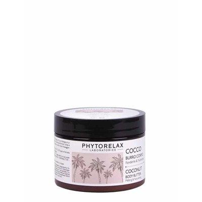 Phytorelax Smeltende & voedende lichaamsboter - kokosnoot, 250ml