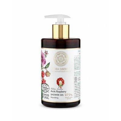 Flora Siberica  Arctic Raspberry Nourishing Shower Gel, 480 ml