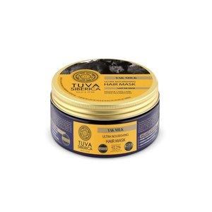 Tuva Siberica Yak Milk, Ultra Nourishing Hair Mask, 300 ml