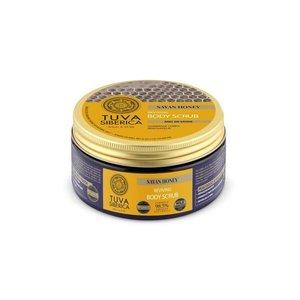 Tuva Siberica Sayan Honey, Reviving Body Scrub, 300 ml