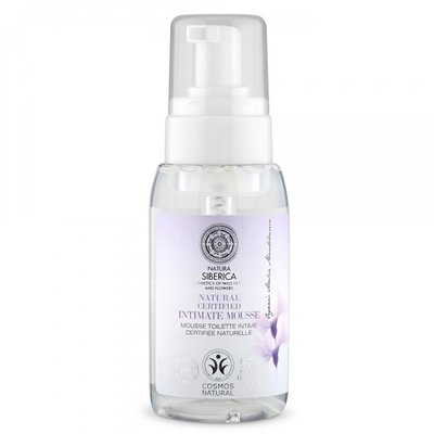 Natura Siberica Natural Certified Intimate Hygiene Mousse, 250ml