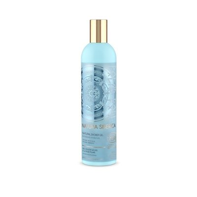 Natura Siberica Natural Shower Gel Intensive Hydration 400ml