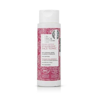 Natura Siberica Organic Certified Hyaluronic Face Tonic - Age Defying 150ml