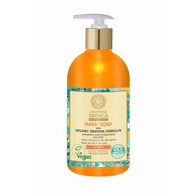 Natura Siberica Oblepikha Softening Hand Soap - 500ml