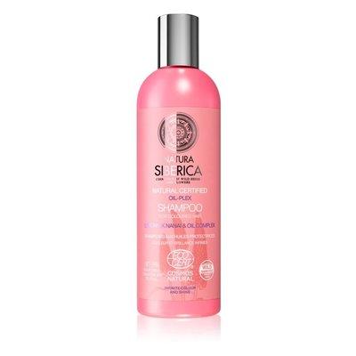 Natura Siberica NS Natural Oil-plex Shampoo voor geverfd haar, 270 ml