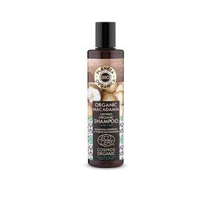 Planeta Organica Gecertificeerde biologische shampoo Macadamia, 280 ml
