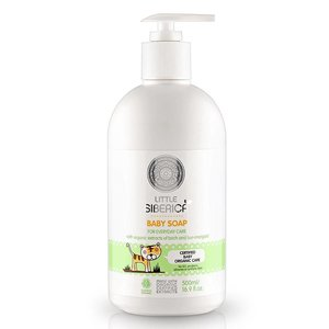 Natura Siberica Baby soap for every day care