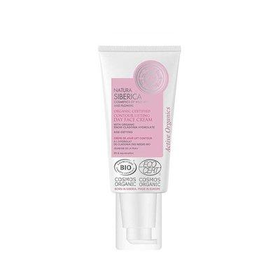 Natura Siberica Anti-verouderings Liftende Dagcrème voor het gezicht, 50 ml