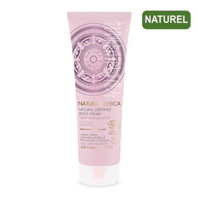 Natura Siberica Lichaamscrème met Toendra bloemblaadjes, 200 ml